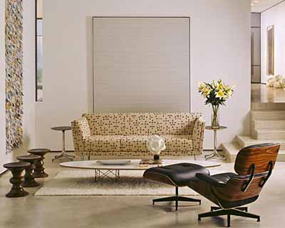 Herman Miller Eames Lounge Chair and Ottoman   New Leather with Santos  Palisander  Natural Cherry  Walnut and Cherry molded wood frame Herman Miller Eames Lounge Chair and Ottoman   New Leather with  . Eames Lounge Chair And Ottoman Walnut Frame Standard Leather. Home Design Ideas