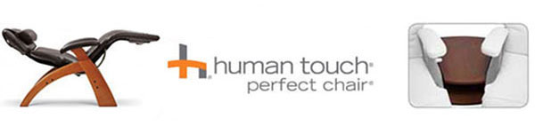 Human Touch Perfect Chair Premium Leather Sale