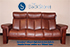 Stressless Wizard 3 Seat Leather Sofa