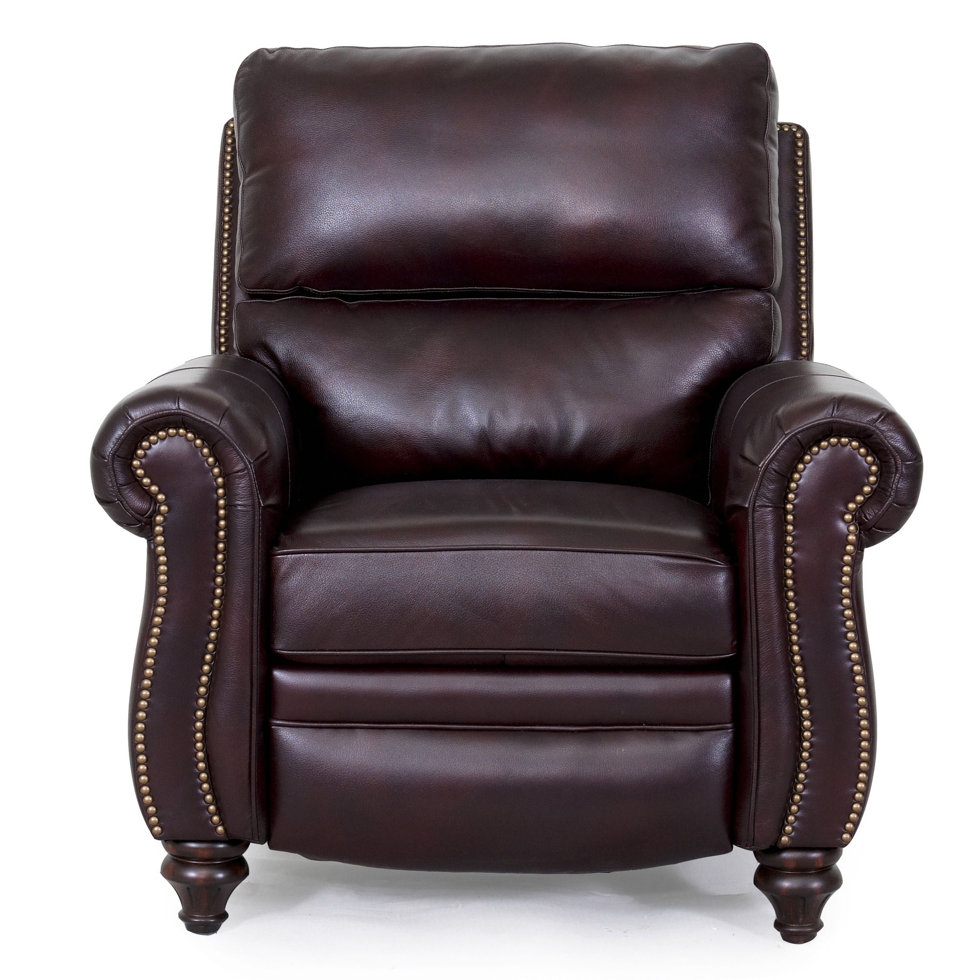 Office Chair Furniture barcalounger dalton ii recliner chair - leather recliner chair