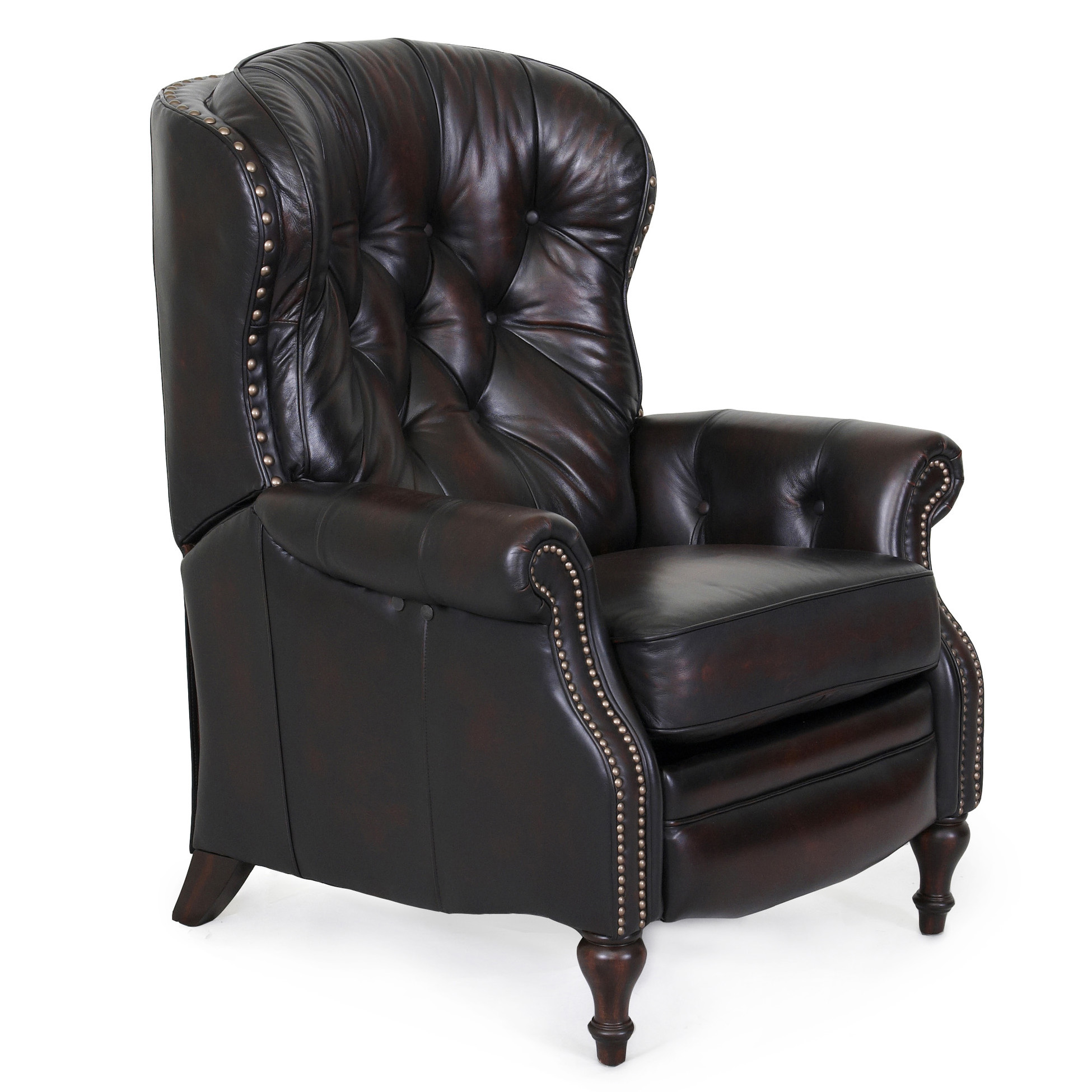 Barcalounger Kendall II Recliner Chair Leather Recliner Chair Furniture L