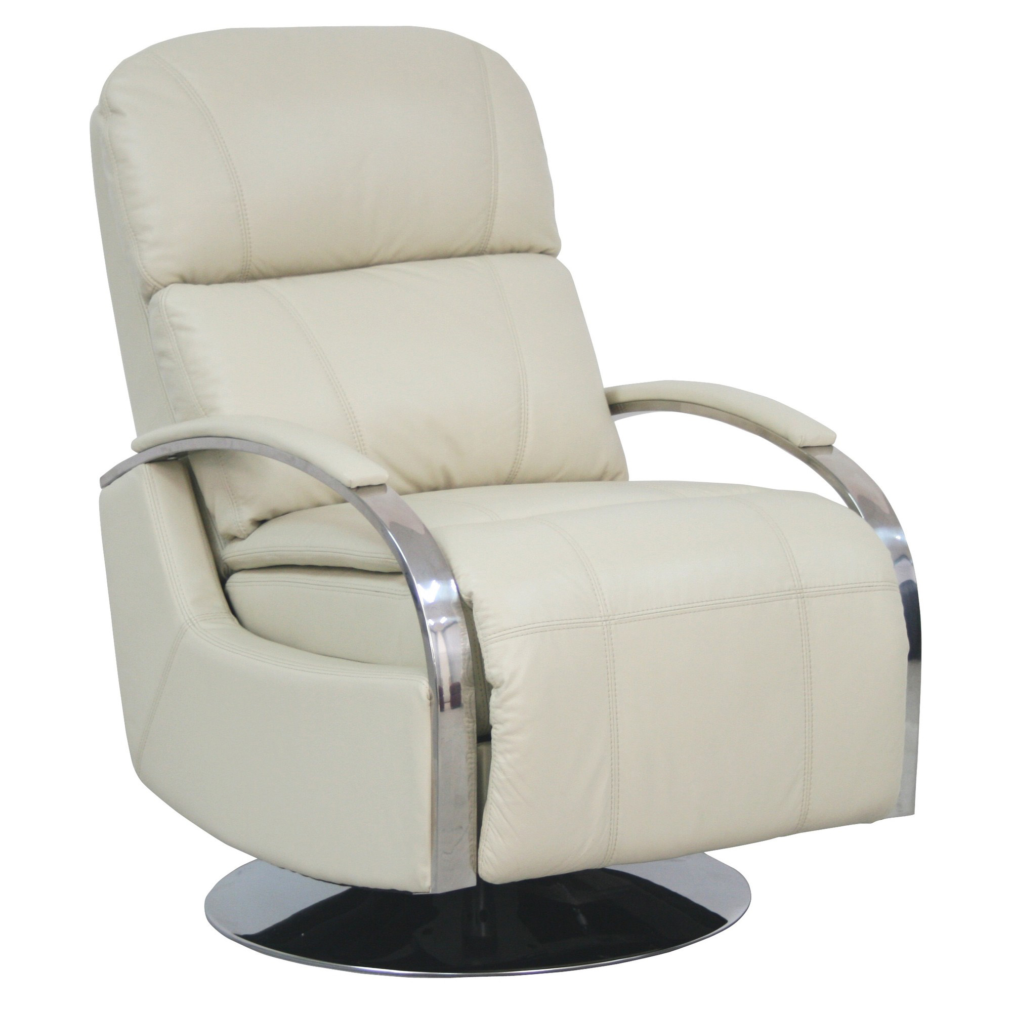 Barcalounger Regal II Leather Recliner Chair
