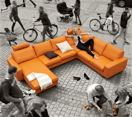 Stressless Paloma Clementine Leather from Ekornes