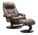 Stressless Recliner Chair And Ottoman From Ekornes Human