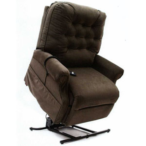 LC 500 Electric Power Recliner Lift Chair By Mega Motion Heavy Duty 500lb 3