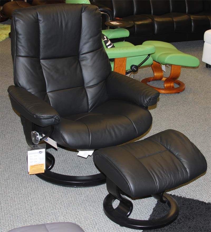 Ekornes Stressless Chelsea Mayfair Kensington Recliner