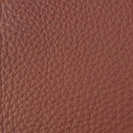 Stressless Royalin Rust Leather Swatch