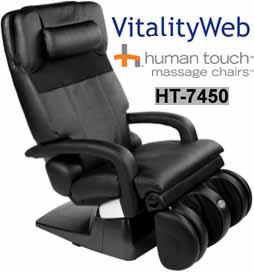 Human Touch HT-5040 WholeBody Robotic Massage Chair