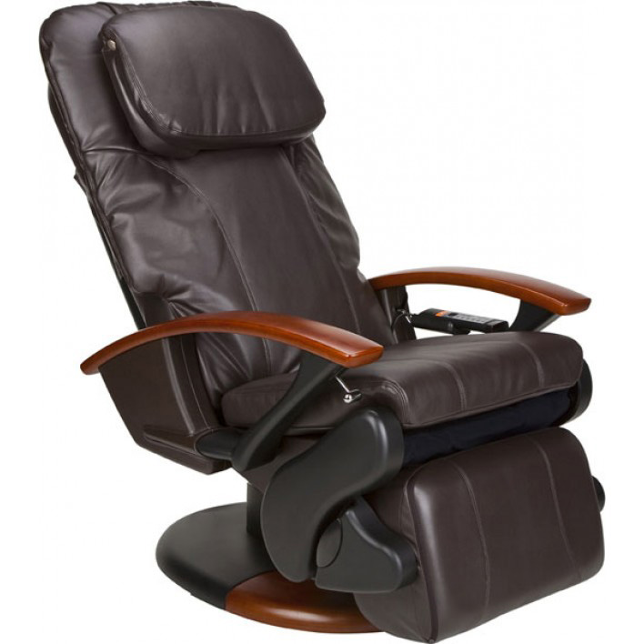 Massage Reclining Chair $1399 Ht 140 Stretching Human Touch Robotic Home Massage  Chair