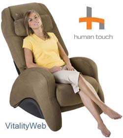 HT 2620 Human Touch Robotic Home Massage Chair Recliner
