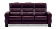 Stressless Wave High Back Sofa, LoveSeat, Chair and Sectional by Ekornes