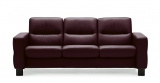 Stressless Wave Low Back Sofa, LoveSeat, Chair and Sectional by Ekornes