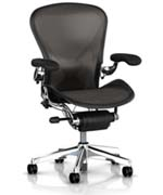 Herman Miller Aeron Ergonomic Home Office Desk Task Chair