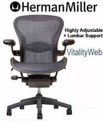 herman miller aeron instructions