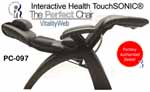 PC-097 Human Touch Perfect Zero Gravity Chair Recliner