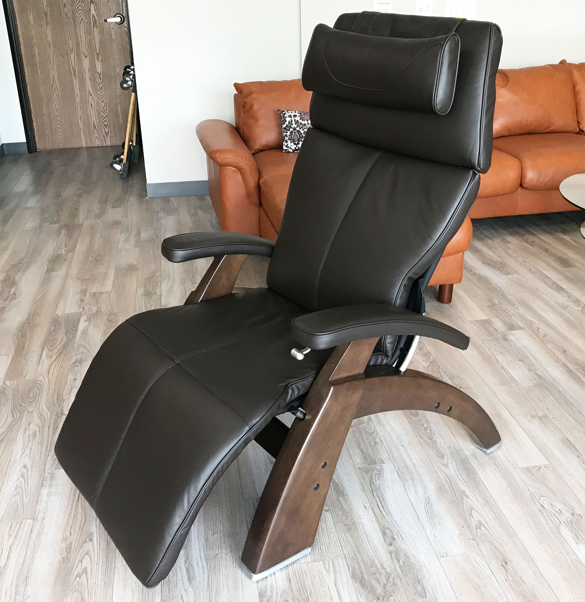 Superb Espresso Leather Pc 420 Classic Manual Plus Perfect Zero Gravity Chair Ergonomic Recliner Gamerscity Chair Design For Home Gamerscityorg