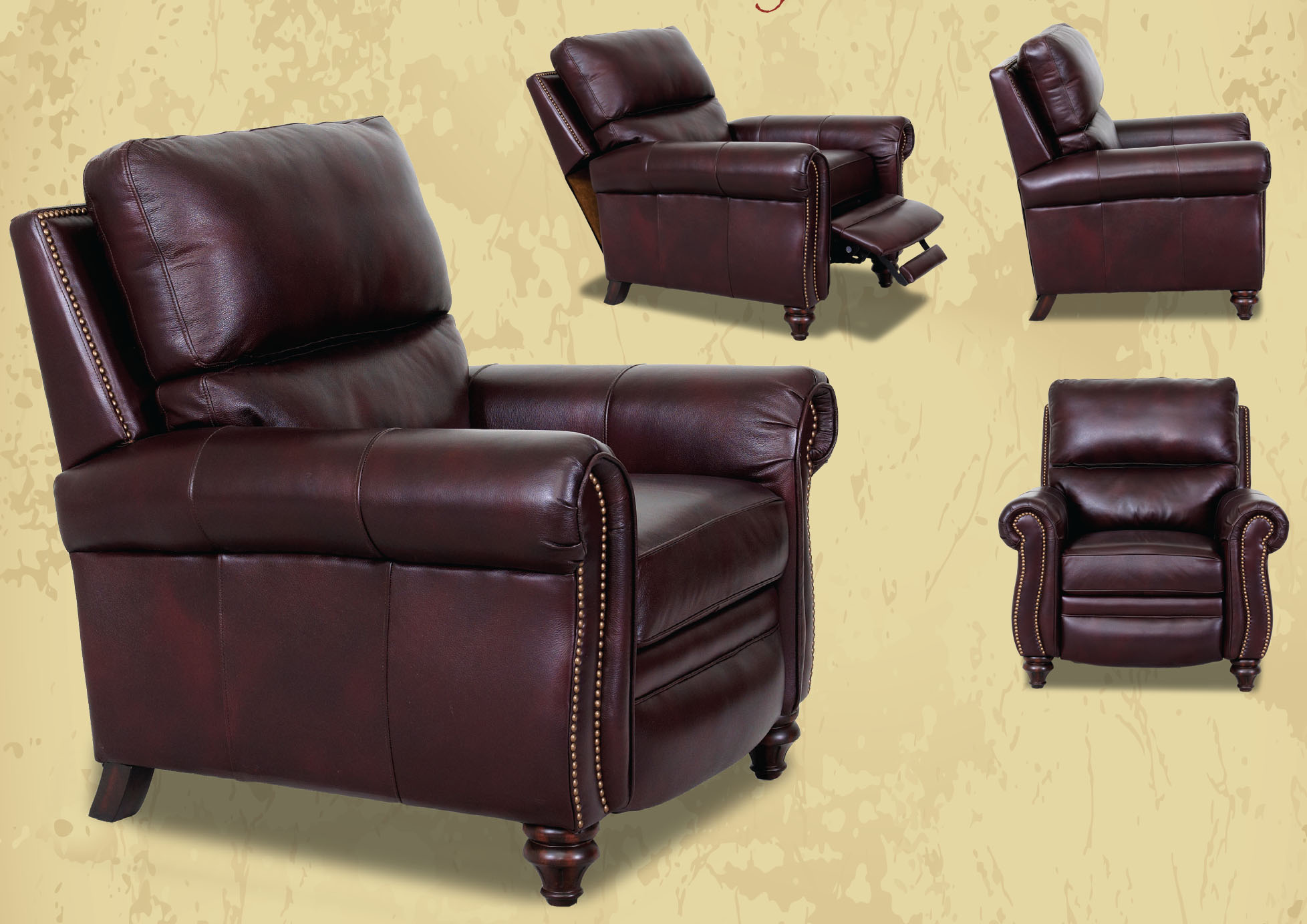 Leather Recliners San Diego