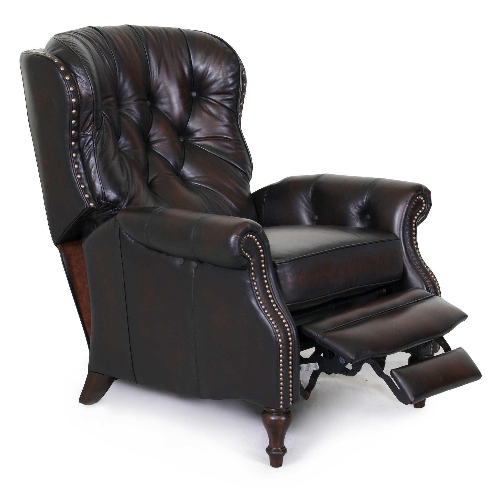 barcalounger kendall ii recliner chair leather recliner chair furniture lounge chair. Black Bedroom Furniture Sets. Home Design Ideas