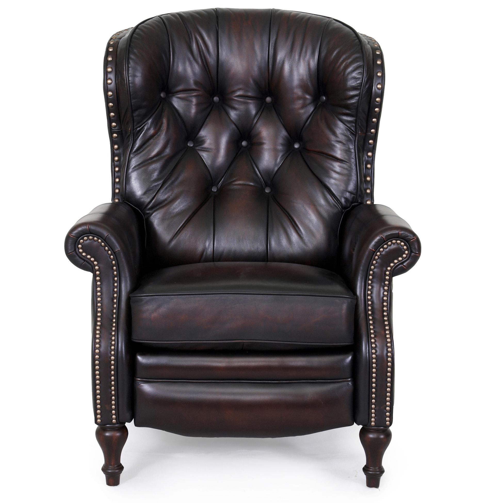 Barcalounger Kendall Ii Recliner Chair Leather Recliner Chair