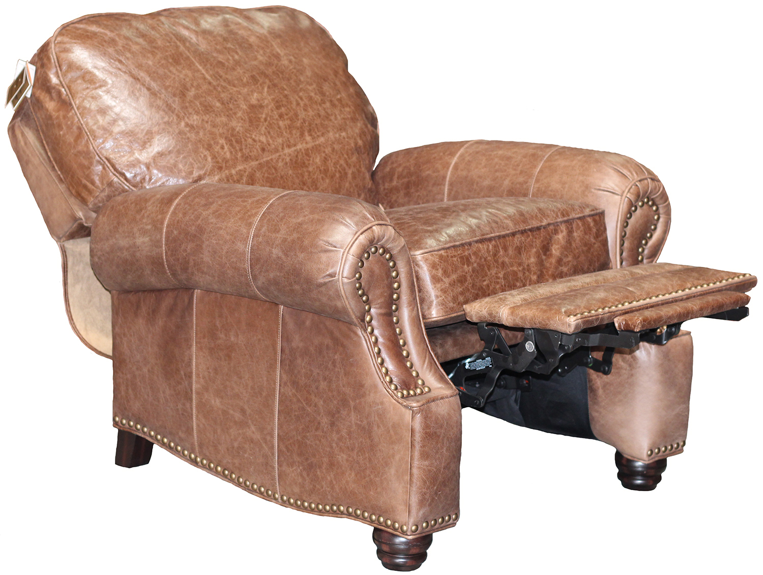Barcalounger longhorn sofa refil sofa for Sofa sectionnel liquidation