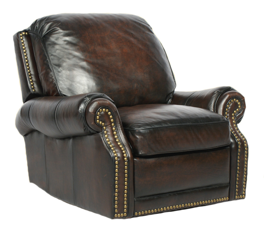 Barcalounger Premier Ii Leather Recliner Chair Leather