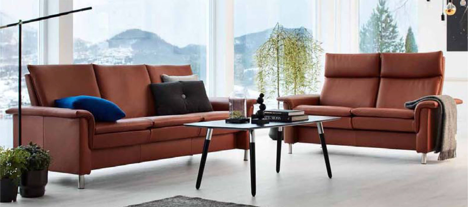 Stressless Aurora Sofa Loveseat And Sectional Furniture