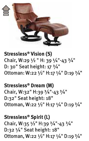 Stressless Dream Family Recliner Chair from Ekornes