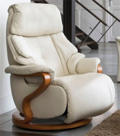 Himolla Chester ZeroStress Zero Gravity Recliner Chair 8526 28S