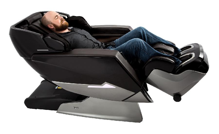 Osaki OS PRO EKON 3D Zero Gravity L Track Massage Chair Recliner