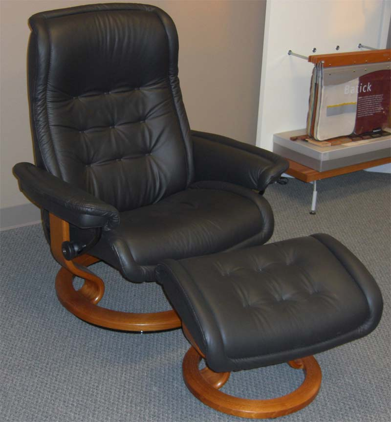 Ekornes Stressless Royal Recliner Chair Lounger Ekornes