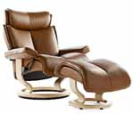 Stressless Magic Medium Recliners Chairs Stressless Recliner Chair by Ekornes